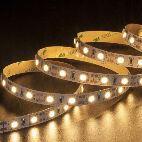 High Quality SMD5050 Flexible LED Strip Light 60LEDs/M