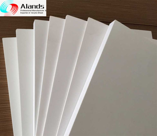 Unfading and Anti-Aging Foam PVC Sheet pictures & photos