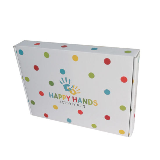 Wholesale Colorful Printed Cheap Custom Printed Packing Paper Box