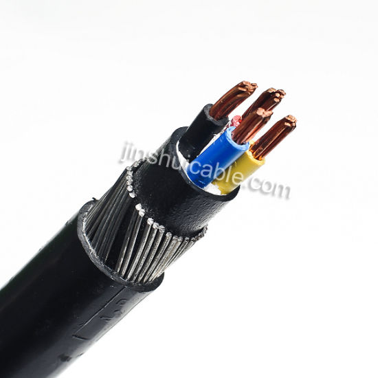 Underground Used Copper Power Cable with PVC Insulation pictures & photos