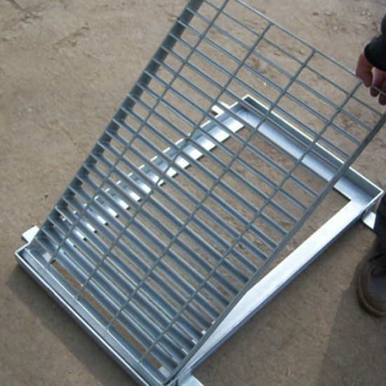 Hot Dipped Galvanized Steel Grating From Factory pictures & photos