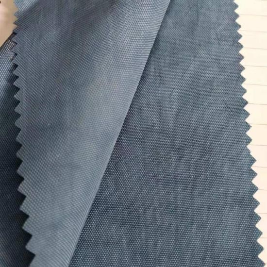 Oxford Fabric with Coating PU Finished with Water Repellent