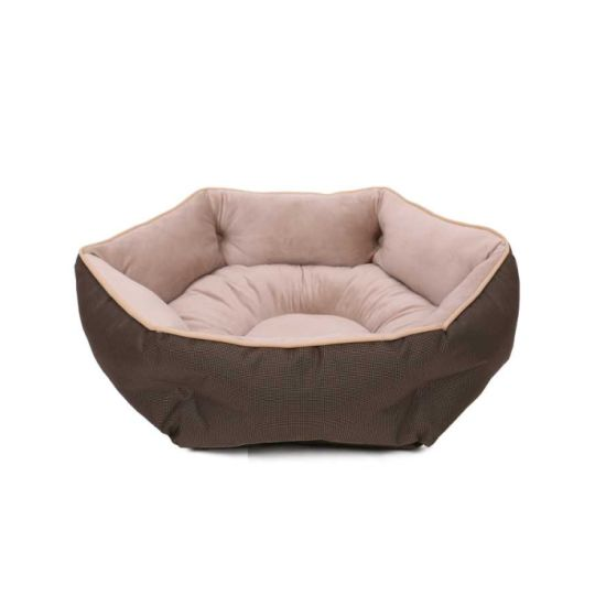 Low MOQ Soft and Warm China Dog Bed Wholesale (YF95154)