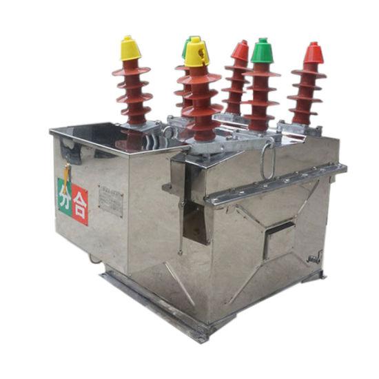Custom HV Outdoor Column Vacuum Breaker Switch ZW8/630