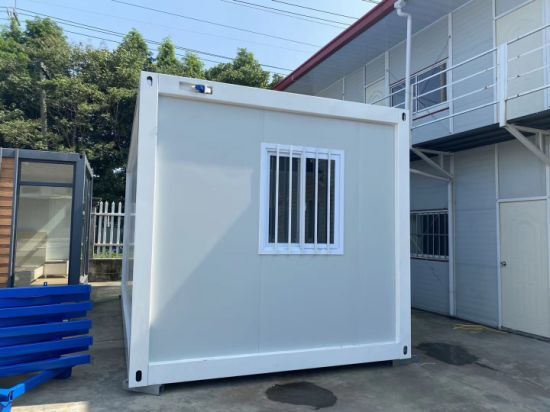 High Quality Modern Design Style Flat Pack Container Prefab House