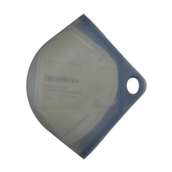 Foldable Customized Masking Storage Bag Silicone Masking Holder