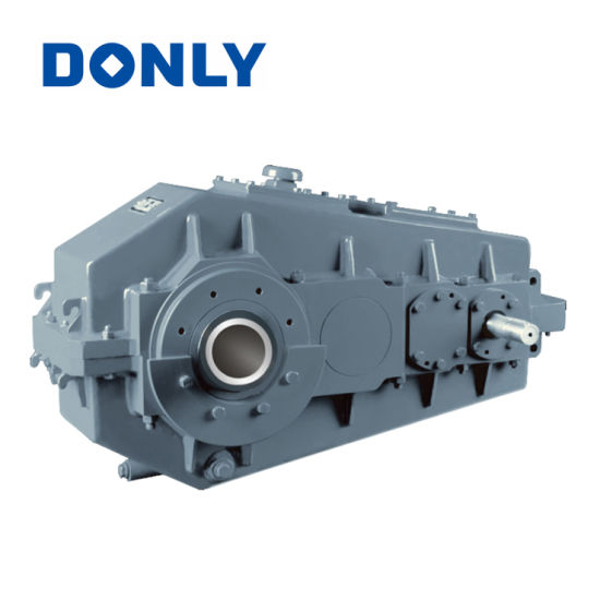 Dlqy. Sh Three-Supporting Point Hollow Shaft Crane Gearbox