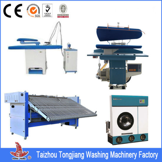 Highest-Quality Laundry Press / Pressing Machine Used for Shirt and Other Clothes