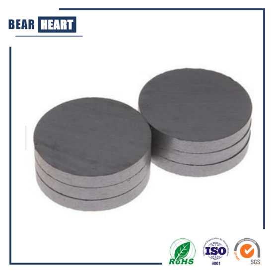 Creative Hobbies Ceramic Industrial Magnets Round Disc Ferrite Magnets Bulk for Crafts, Science&Hobbies