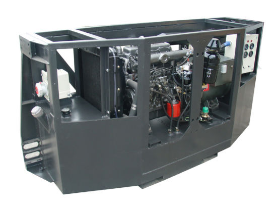 Clip on Generator/Genset for Reefer Container pictures & photos