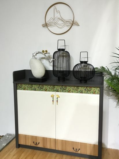 Waterproof MDF Made Shoes Cabinet Made in China