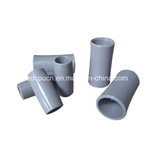 Customized Plastic Pipe Sleeve for Concrete / Grommet Bush for Roller  Bearing