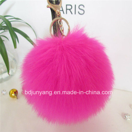 2016 Factory Wholesale Fake Fox Fur POM Poms pictures & photos