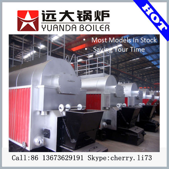 China Factory Price Coal Fired Low Pressure Steam Boiler - China ...