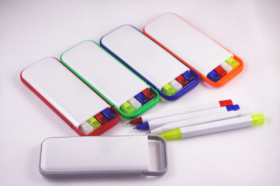 Best Selling Promotional Ball-Point Pen Set pictures & photos