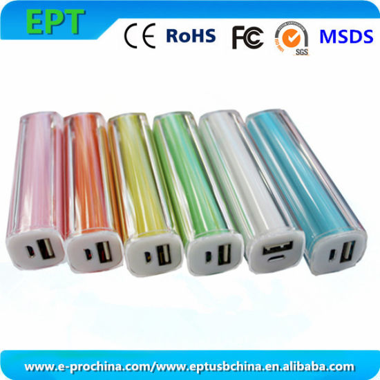 2016 New Design Promotional Cheap Portable Power Bank (EB061) pictures & photos