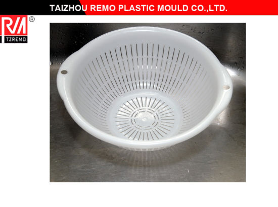 High Quality Plastic Colander Mould pictures & photos