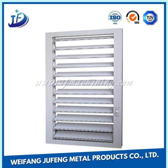 OEM/Customized Aluminum Persian Blinds for Central Air-Conditioning pictures & photos