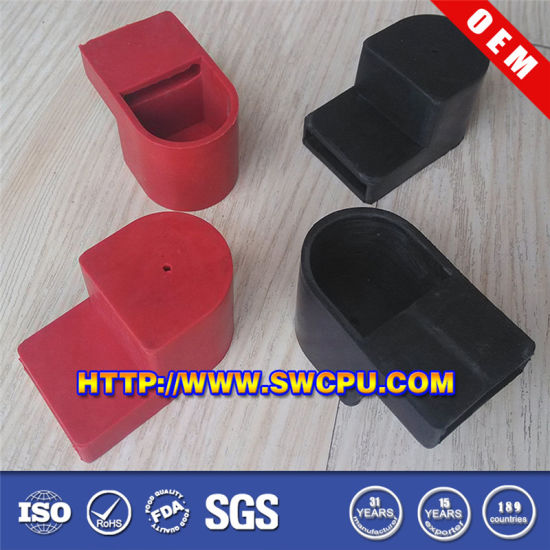 OEM Cusomized Molded Rubber Parts / Replacement Mould Rubbere Products