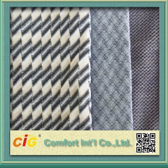 Good Qulaity Jacquard Auto Fabric for Upholstery Bus Seat pictures & photos