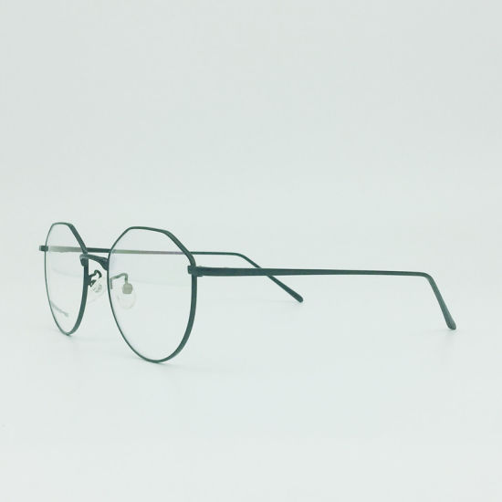 in Stock High Quality Hot Selling New Design Metal Stainless Eyeglasses Optical Frames pictures & photos