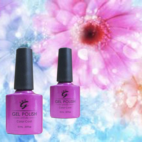 Oem Private Label Customize Nail Polish Gel