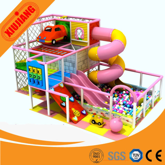 Commercial Soft Foam Playground for Indoor (XJ1001-K7926) pictures & photos