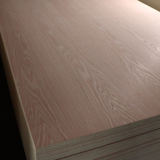 18mm Red Oak Fancy Plywood for Cabinets