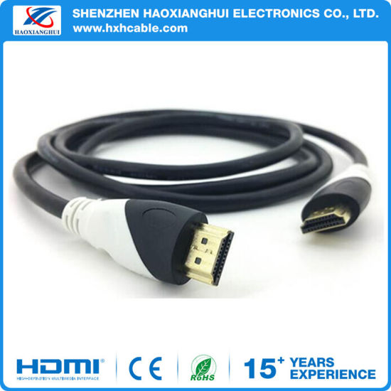 2015 Hot Selling 1.4V HDMI Cable with 4k /Computer Cable pictures & photos