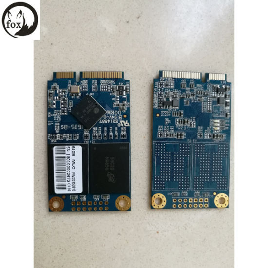 4GB~128GB M-SATA SSD Solid State Hard Disk pictures & photos