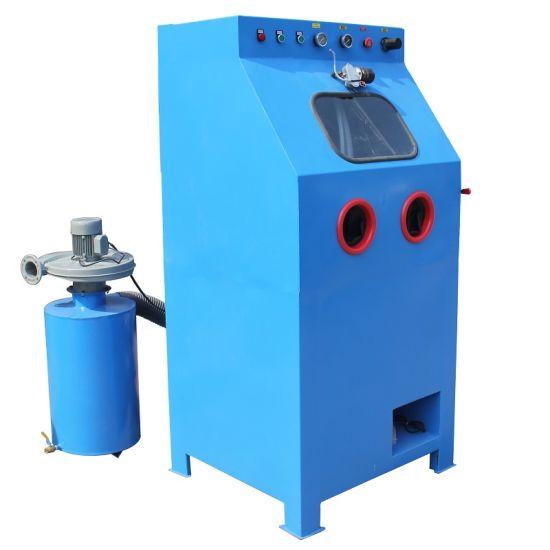 Stainless Steel Wet Sand Blasting Machine Water Sandblasting Machine