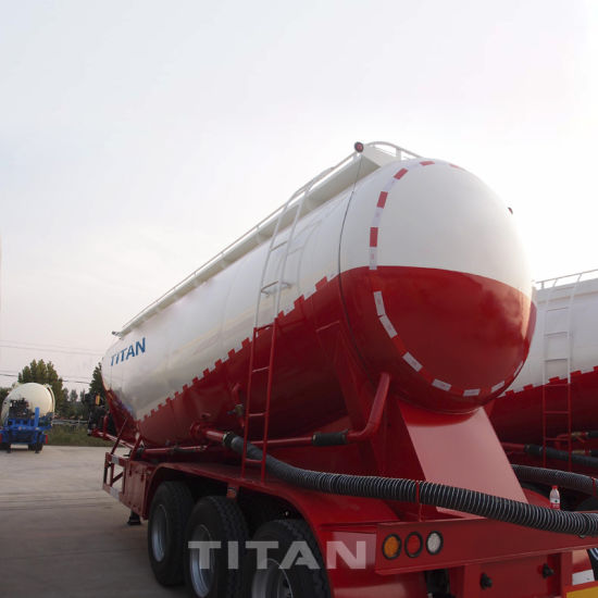 China Pneumatic Trailers Powder Tank Trailers for Sale - China Rent