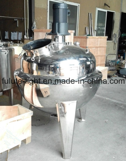 Sanitary Stainless Steel Liquefied Petroleum Gas Heating Kettle