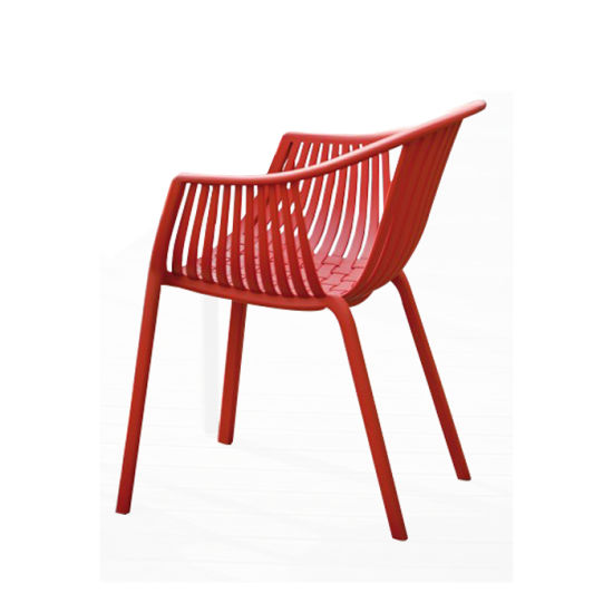 Red Plastic Dining Chair Mould