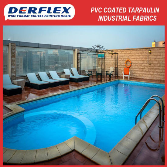 Factory Swimming Pool Cover Material Tarps