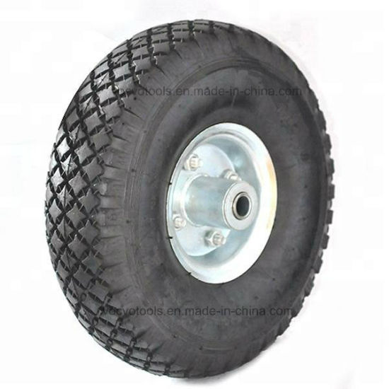 China Factory Supply Multi Function Natural Rubber Air Wheel for Wheel Barrows and Tools