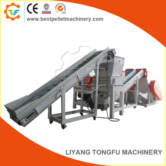 China Dry Method Automatic Copper Cable Wire Recycling Machine ...