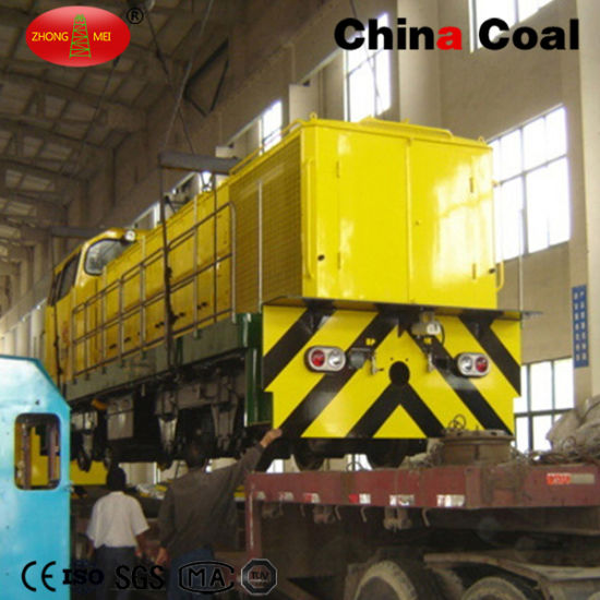 China Coal High Quality Electric Locomotive. pictures & photos