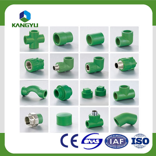 Made in China PPR Fitting Female Thread Tee, Pipe Factory - China