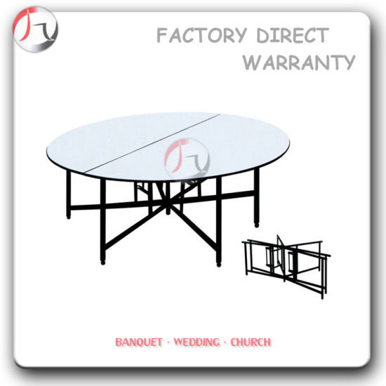 china fold over strong base big size event table bt 05 china