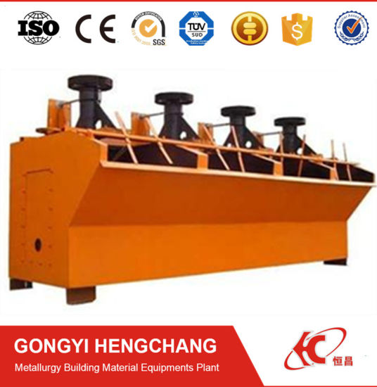 Good Performance Rutile Tin Mine Flotation Tank Machine pictures & photos