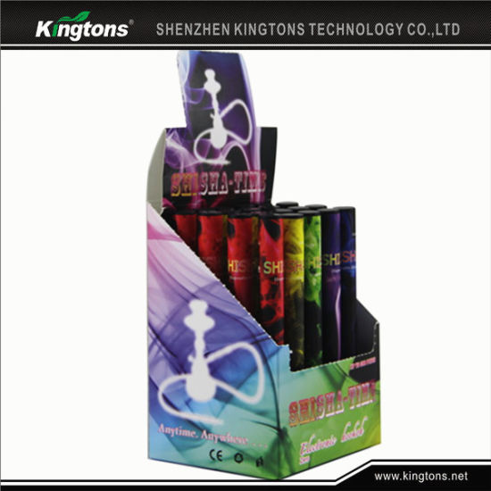 Hot Selling Product 500 Puffs Disposable Hookah Pen Electronic Cigarette pictures & photos