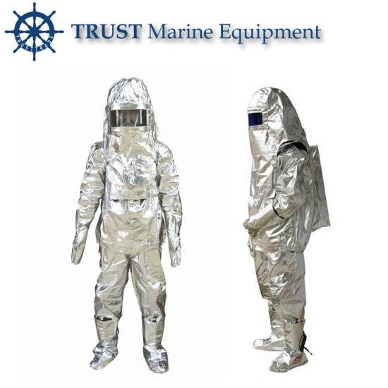 Best Selling Solas Aluminized Fire Retardant Fire Fighting Suit