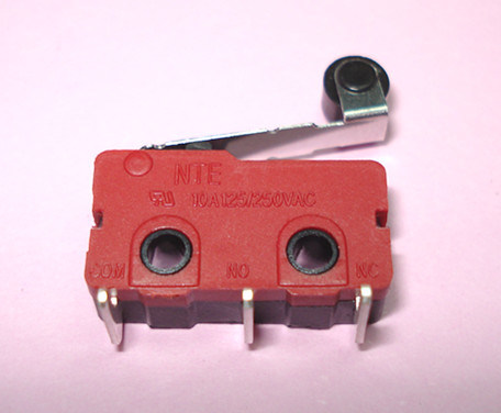 SGS Miniature Micro Pushbutton Switch pictures & photos