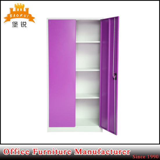 Jas-005 Anshun Colorful New Design Steel Clothes Locker Metal Closet Wardrobe pictures & photos