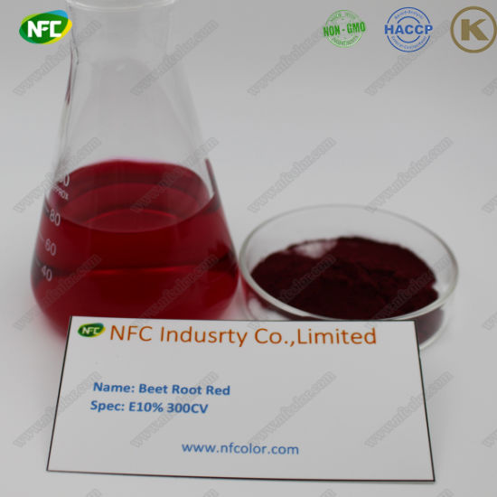 [Hot Item] Plant Extracts Certificted 100% Nature/Organic Beet Root Red  Color