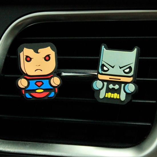 Cartoon Car Vent Clips Air Freshener for Air Conditioner