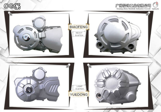 Cg 150 Motorcycle Engine Cover Option