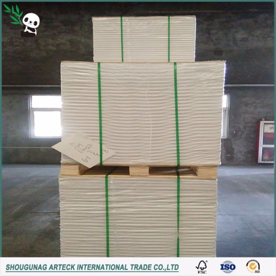 Gc1/Ivory Board, Fbb Used on Paper Bags Making