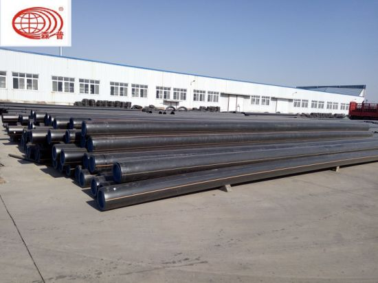 100%Pure PE Pipe and Fittings pictures & photos
